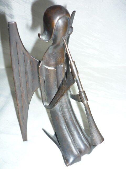 Weihnachtsengel, Bronze, Engel, Kunstschmiede, Bergmeister, Ebersberg