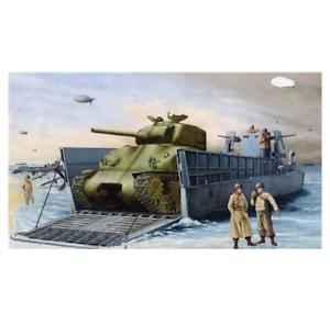 Trumpeter 00347 LCM(3) D-Day Landing Craft 1 35 Scale Kit