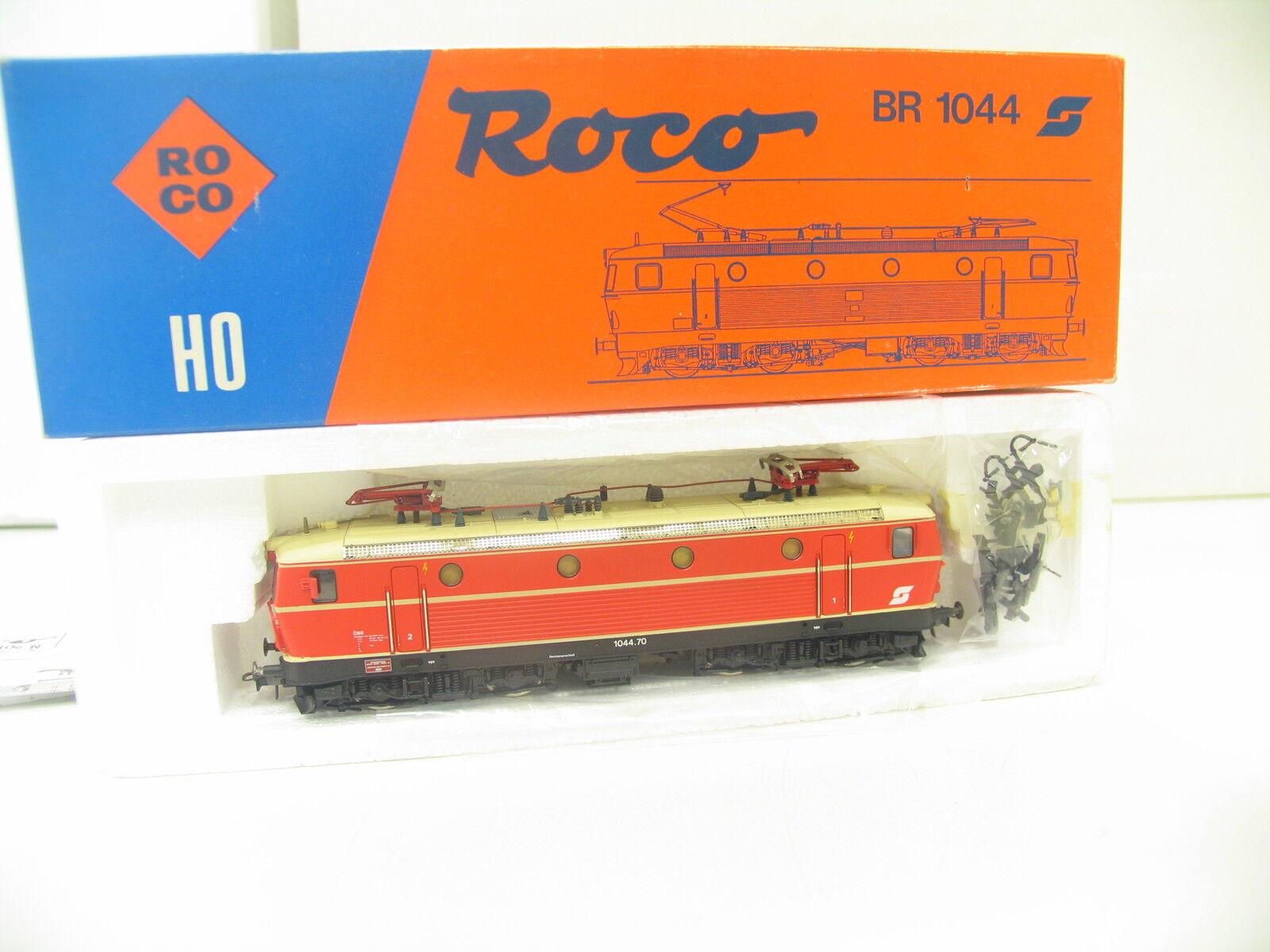 Roco 43515 E-LOK BR 1044.70 orange der ÖBB bw1305