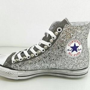 all star converse grigie alte