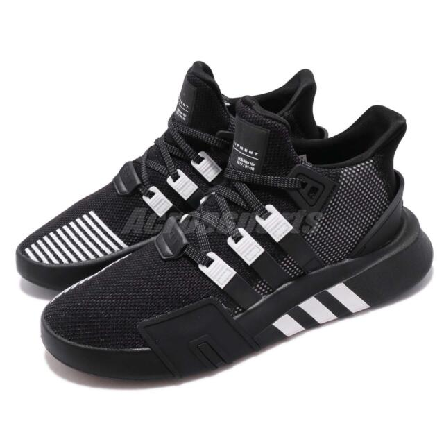 big sale ce86c 1e34f adidas Originals EQT Bask ADV Black White Men Running Casual Shoe Sneaker  BD7773