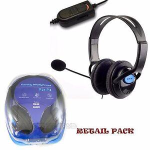 audifonos para play 4