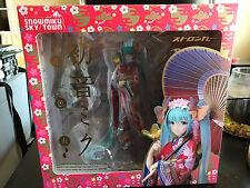 Hatsune Miku - Vocaloid  -Hanairogoromo Ver- Figure - NIB - Stronger Co.