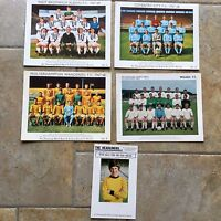 """WEST BROMWICH ALBION TEAM 1967/68  10"""" x 8"""" Evening Mail Sports Argus series"""