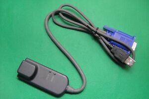 Avocent-DSRIQ-VMC-MergePoint-KVM-Switch-USB-VGA-Virtual-Media-Network-CAT5-Cable