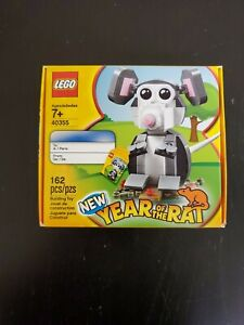 LEGO SET 40355 CHINESE NEW YEAR OF THE RAT CNY 2020 BRAND NEW SEALED