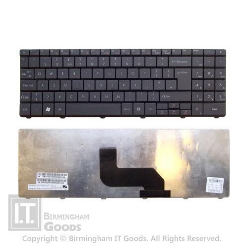 New Packard Bell TJ68 TJ63 TJ65 TJ66 TJ68-DT-001MAR UK Layout Black Keyboard