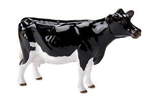 John-Beswick-Holstein-Cow-Figurine-NEW-in-Gift-BOX-21071