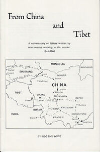 From-China-and-Tibet-by-Robson-Lowe-Commentary-on-1844-65-Missionary-letters