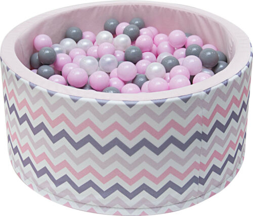 Pro Cosmo Baby Kids Children SOFT PLAY BALL PIT POOL with up to 400 balls gift