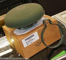 MILITARY M939 A1 A2 M35 M818 TRUCK 5 INCH AIR INTAKE PIPE RAIN CAP COVER & CLAMP