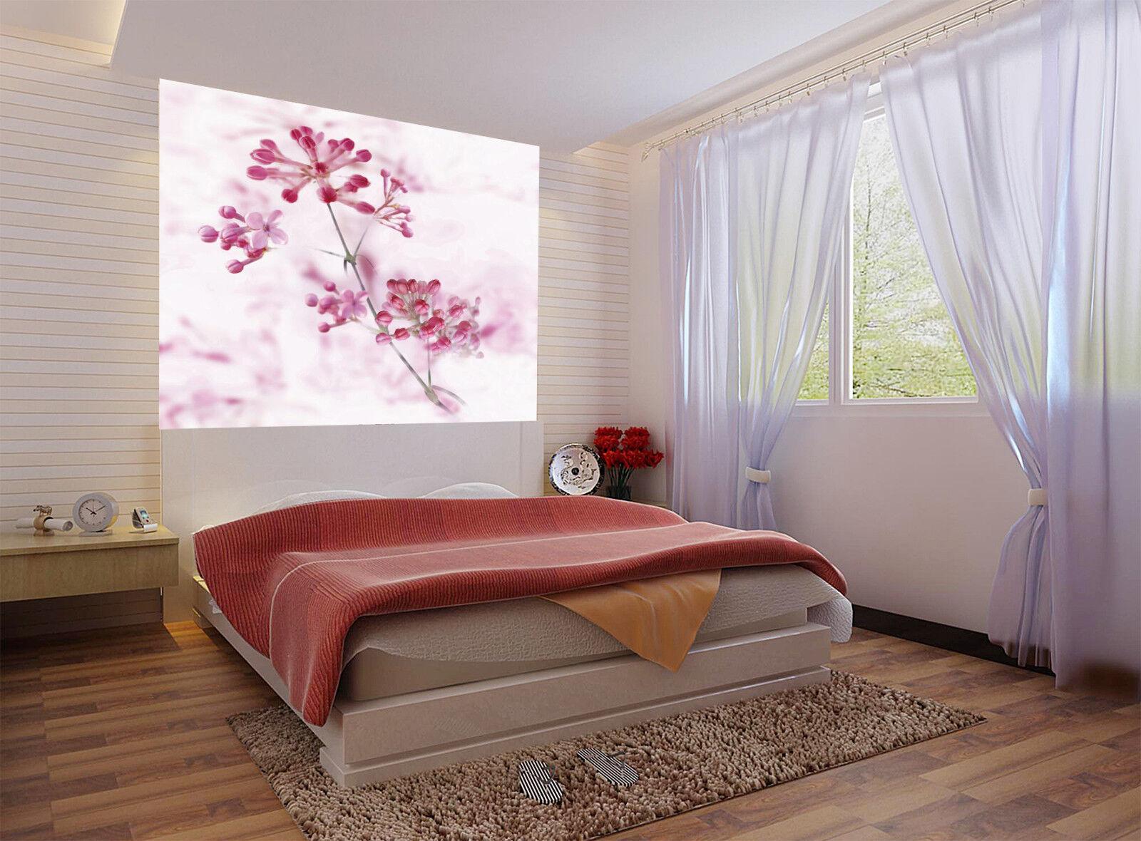 3D Rote Blaumen Natur 794 Tapete Wandgemälde Tapeten Bild Familie DE Lemon  | Qualität und Verbraucher an erster Stelle  | Günstige Preise  | Deutschland Shop