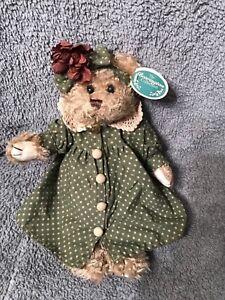 NEW Bearington Bear #1384  Millie