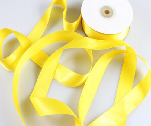 27 Meter Satinband Dekoband Geschenkband Schleifenband Schleifenband Bunt