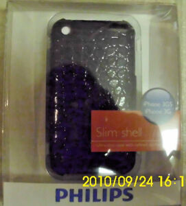 Philips-Slim-Shell-DLM1310-17-for-iPhone-3GS-3G-NEW-IN-BOX-GREAT-BUY-FOR-CELLULA