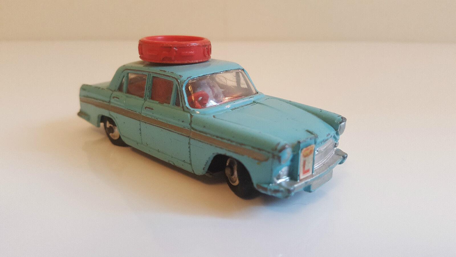 Corgi Toys - 236 - Austin A60 De Luxe Saloon Motor School Car  Auto-école