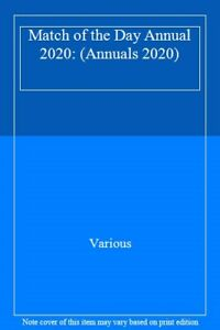 Match-of-the-Day-Annual-2020-Annuals-2020-By-Various