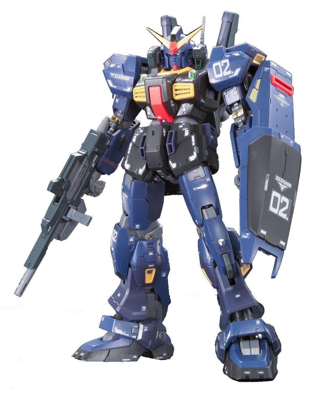RG 1 144 RX -178 Gundam Mk - II (Titans' Spec) (Mobile Suit Z Gundam) From Japan