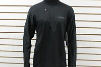 Women's Marmot Thermo 1/2 Zip Long Sleeve Black 89070 Brand With Tag