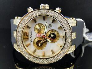 Image is loading Joe-Rodeo-Jojo-Gold-Broadway-Diamond-Watch-5- 5c124c984