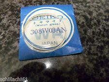 Seiko 6602, 6600, 66-8980  Crystal 308W03AN Genuine Seiko 308W03AN