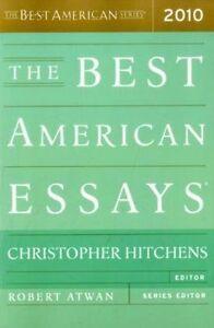 best american essays 2010 christopher hitchens