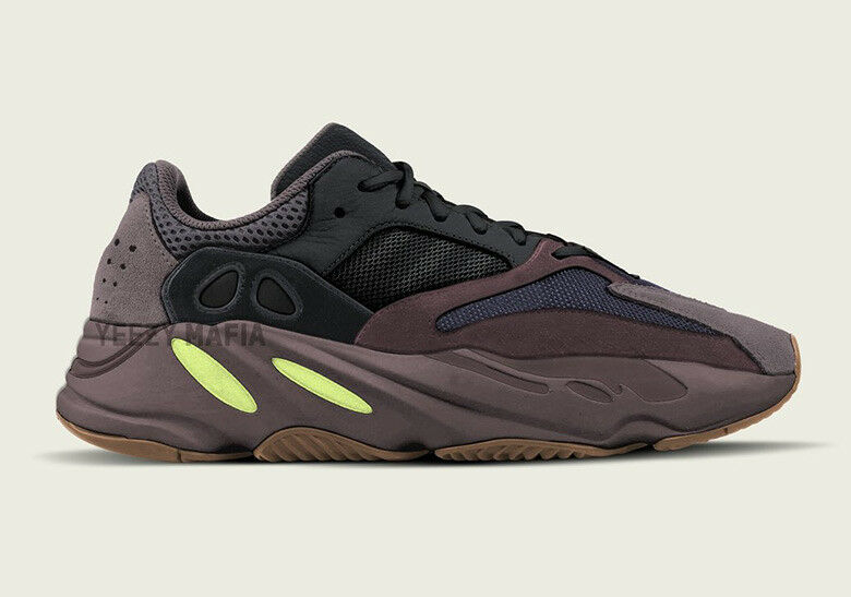 Adidas Yeezy 700 wave runner Mauve Size IN HAND