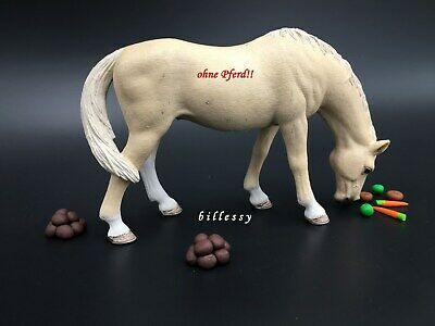haufen 8 Stück für Schleich Pferde Zubehör Modellpferde Pferdeäpfel