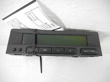 04 05 Saab 9-5 95 Dash Information Display Screen Panel OEM w/o GPS