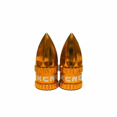 New KCNC valve cap Presta tube cap Gold