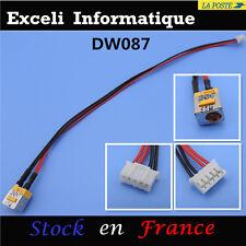 Steckverbinder dc power klinke kabel draht dw087 Acer Aspire 8735 8735ZG 8530