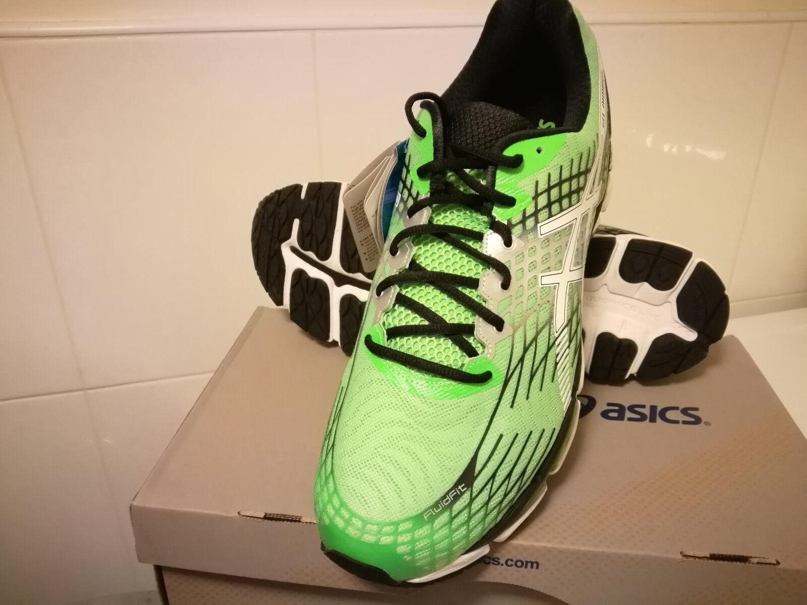 Di nuovo!mens asic gel nimbus 17 scarpe ginnastica da corsa scarpe da ginnastica scarpe - 15 verde 8e9547