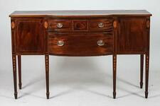 MAHOGANY SIDEBOARD IN THE HEPPLEWHITE STYLE BY POTTHAST BROTHERS, BAL... Lot 955
