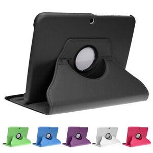 360-drehbar-Huelle-Samsung-Tab-E-9-6-Schutz-Cover-Case-Tasche-Etui-Staender-Folie