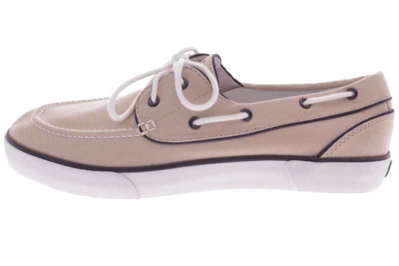 Mens Large Size Ralph Lauren Polo Vaughn Beige Shoes 16 D..352A