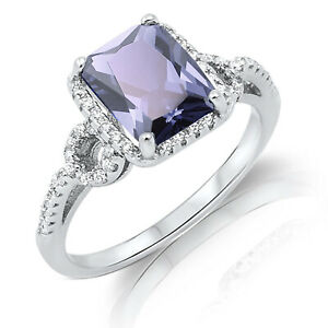 Large-Emerald-Alexandrite-CZ-Sterling-Silver-Ring-Size-4-12