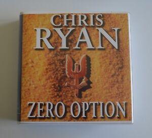 Zero-Option-by-Chris-Ryan-Unabridged-Audiobook-11CDs