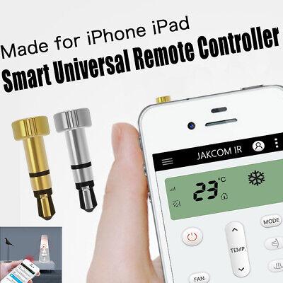 3.5mm Smart Wireless IR Infrarot Fernbedienung für Apple iPhone 7/6S/6/Plus iPad