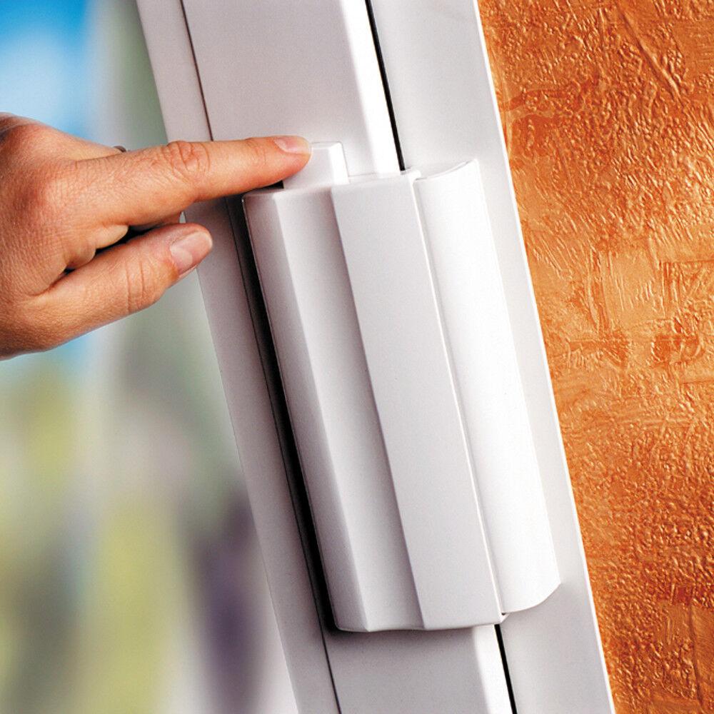 Burg-Wächter Fenstersicherung Winsafe WX 4W Schutz Sicherheit Widerstand Fenster