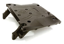 OBM-1302BLACK Integy CNC Alloy Center Skid Plate for Axial 1/10 RR10 Bomber