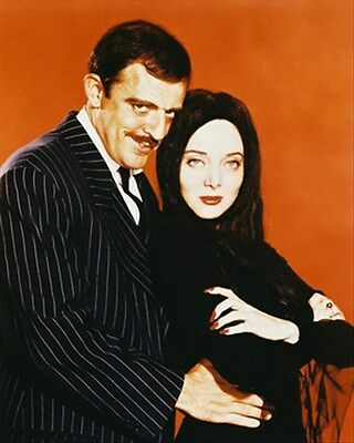 THE ADDAMS FAMILY TELEVISION PHOTO 8x10 Photo great gift idea 28177
