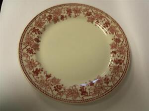 Image is loading Claytan-Tableware-Vineyard-Pink-Dinner-Plate-s-Grapes- & Claytan Tableware Vineyard - Pink Dinner Plate (s) Grapes Clayton