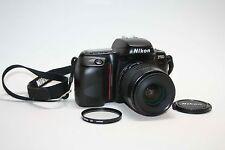 Nikon F50 + obj Nikon AF Nikkor 35-80mm 1:4-5.6D