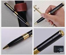 Kamera Kugelschreiber HD Mini Cam DV Spion ballpoint pen stylo Spy usb stick