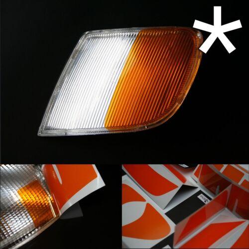 US Design Folie für Blinkeratrappe VW Passat B4 10//93 bis 05//97 rechts//links