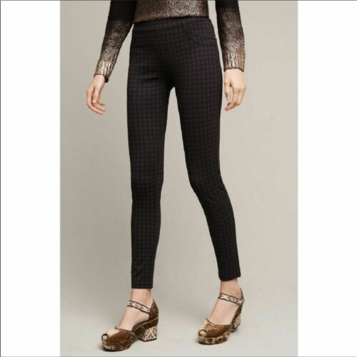 Anthropology sanctuary checkered legging