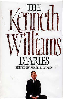 1 of 1 - The Kenneth Williams Diaries, , Acceptable Book