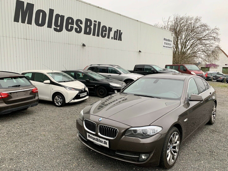 BMW 525d 2,0 aut. 4d - 219.900 kr.