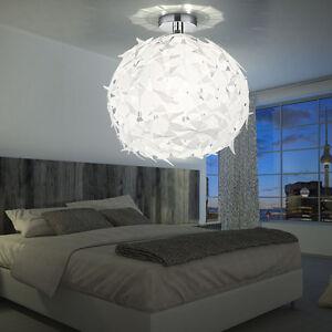 LED-9-Watt-Haenge-Leuchte-rund-Decken-Lampe-Wohn-Zimmer-Kugel-Beleuchtung-weiss