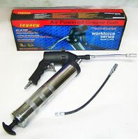 Legacy L1455 Air Powered Cartridge Grease Gun W/extensions 3 Way Loading